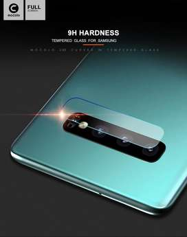 Vidrio Templado Glass Protector Camara Samsung S10 S10 S10 Plus S10E