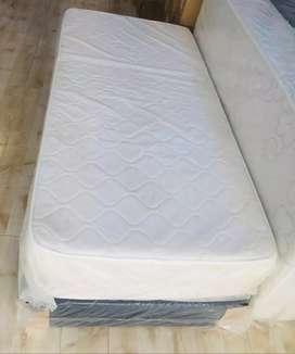 Combo de colchon +base cama