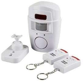 Alarma Sensor De Movimiento Infrarrojo Control La Plata