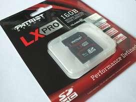 memoria SD patriot lxpro