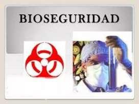 BioSeguridad, los principales protocolos de la OMS