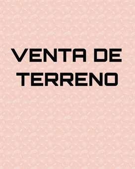 VENTA DE TERRENO