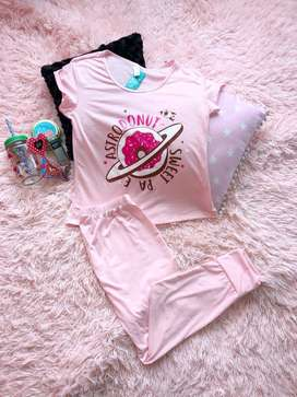 Pijama Niñas talla 14-16