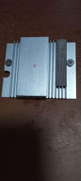 Tapa aluminio de tarjeta gráfica portátil Acer aspire 3000 series