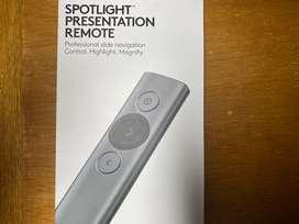 Apuntador Spotlight Presentation Remote Logitech