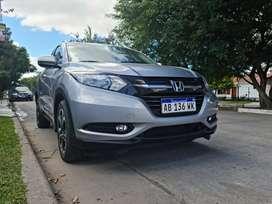 Honda HRV 1.8 ex cvt   2017 impecable