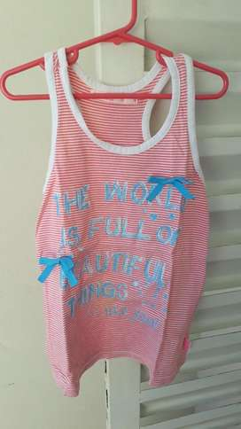 Musculosa Mimo Talle 6