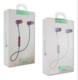 Auriculares Fit Manos libres Inear BLUETOOTH control de llamadas Imantados metalicos Motorola Samsung Huawei LG