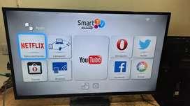 Televisor smart challenger de 43 pulgadas con tdt