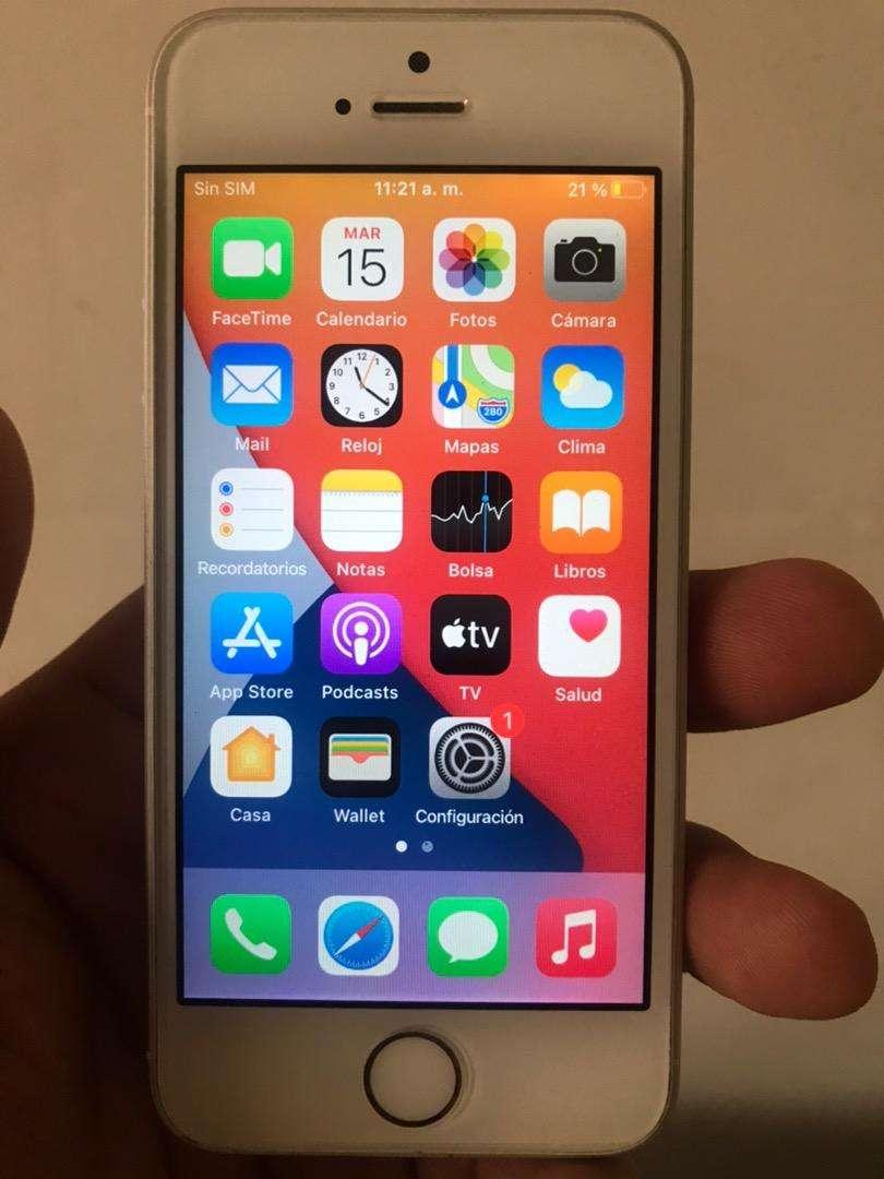 Iphone SE de 16gb libre icloud libre todo operador