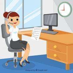 busco trabajo como secretaria