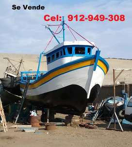 Vendo Embarcacion Pesquera