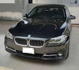 BMW 528I NEGRO - FULL EQUIPO 2014