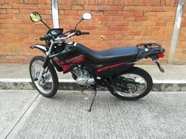 Yamaha xtz 125, mod 2018, 30.000km