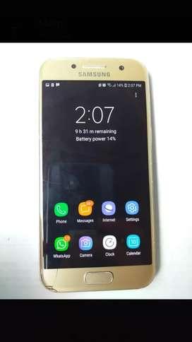 Samsung A3 2017 ganga, precio negociable