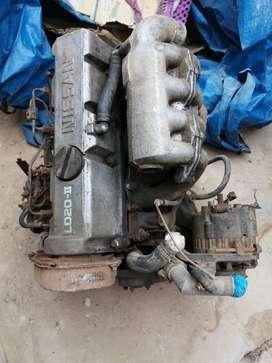 Motor Petrolero Nissan LD20