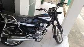 Moto Ranger nueva potencia 150