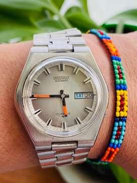 Reloj Seiko Automatico 21 Jewels !