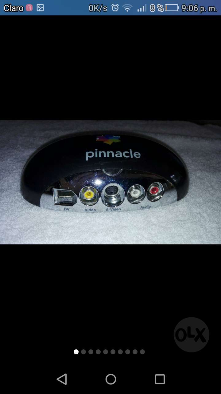 Importadora de Video Pinnacle Studio Moviebox