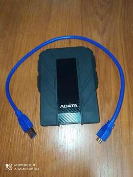 Vendo o cambio Disco Duro Externo Adata 4tb Teras Hd710 Pro Antigolpes Ps4