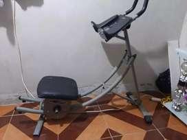 Máquina de ejercicio en buen estado marca profit