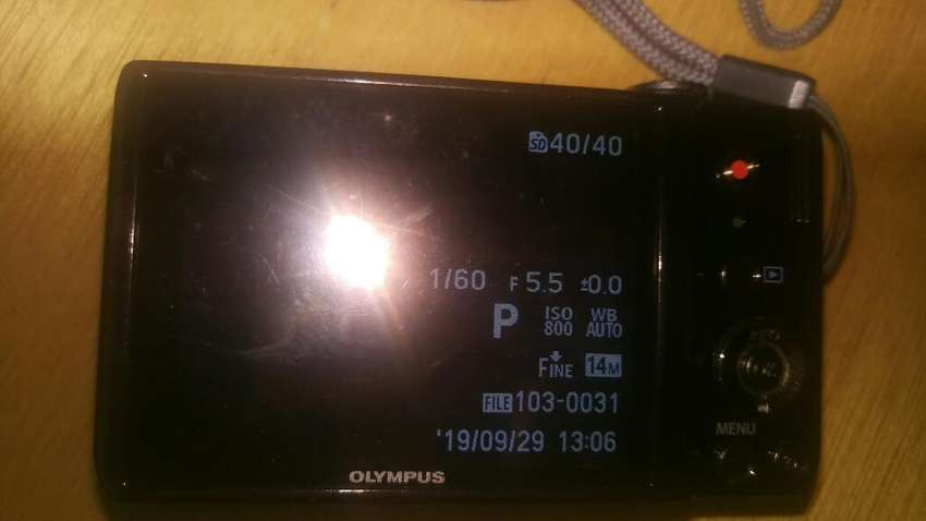 Camara Digital 3d 14mgpx 90 Olimpus 0
