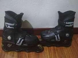Vendo/cambio patines semiprofesionales