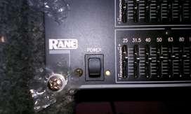 Remato Ecualizador Rane Me-60