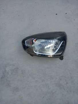 Optica delantera izquierda de Renault Clio Mio