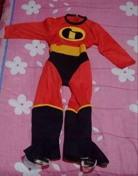 Venta disfraz los increíbles niño
