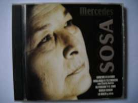 mercedes sosa cd compilado buen estado