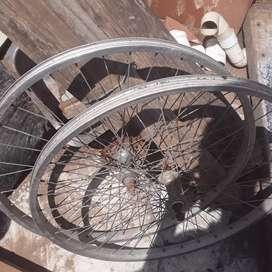 llantas de bicicletas grandes