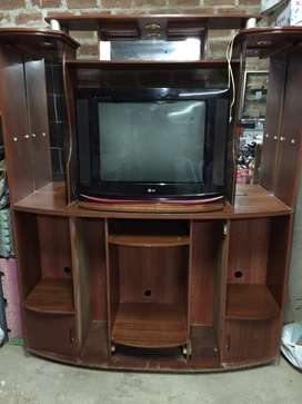 Mueble + Tv Lg S/.450