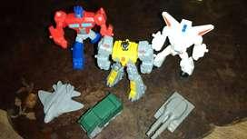 Lote robots