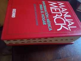 Vendo Merck información médica para el hogar