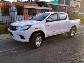 Toyota Hilux con factura