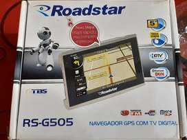 "GPS Roadstar 5"" TV - Impecable!!!"