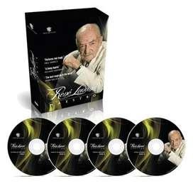 Rene Lavand, El maestro 4 dvds