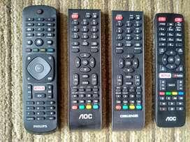 Controles de TV (imagen) Originales