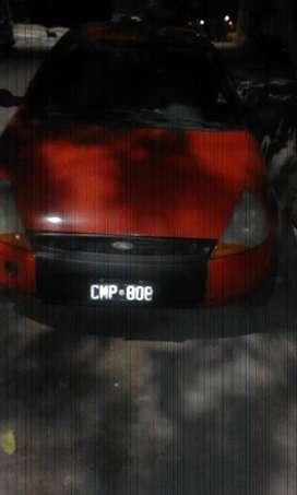 quemó hoy Ford ka 1999 a gas y nafta