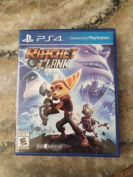 Ratchet And Clank para Ps4 Playstation