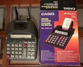 REGALO CALCULADORAS CASIO