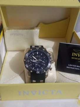 Reloj invicta original nuevo