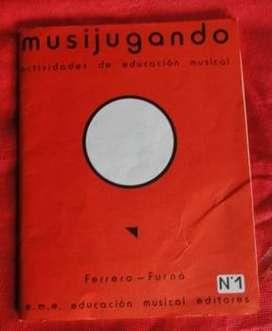 MUSIJUGANDO  FERRERO-FURNÓ