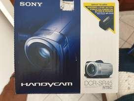 Filmadora Handycam Sony 30 Gb