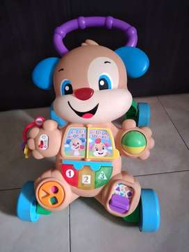 Oso primeros pasos de fisher price