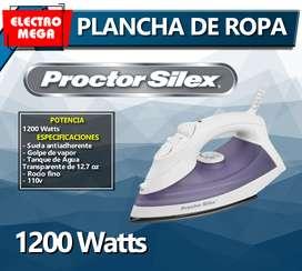 Plancha De Ropa Proctor Silex 1200w 17291r