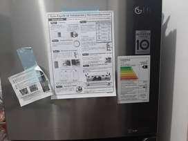 Vendo una refrigeradora LG, dos semanas