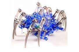 Robot araña Bricolaje Educativo niños