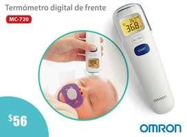 TERMOMETRO DIGITAL INFRARROJO OMRON MC-720